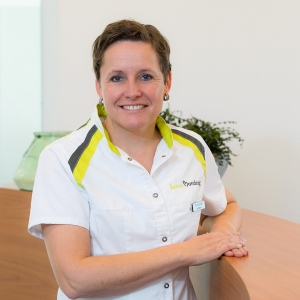 Arina Janse, tandarts / praktijkeigenaar