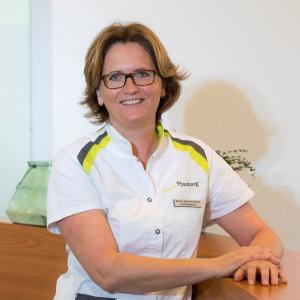 Wendy Petiet-Buschman, mondhygiëniste