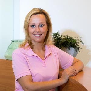 Linda Roozenbeek, mondhygiëniste