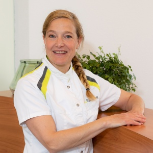 Silvia den Hollander, preventie-assistente