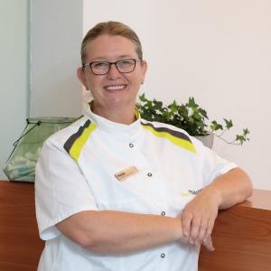 Marijke Barsema, preventie-assistente